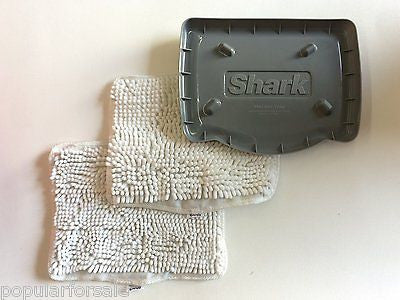 2X Shark Mv2010 Vac-Then-Steam 2-in-1 Cleaning Pad with Tray Plate - Popular for Sale  - 1