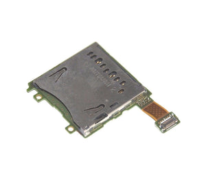 ORIGINAL NINTENDO 3DS SD-CARD SLOT REPLACEMENT PARTS OEM 3ds SD CARD