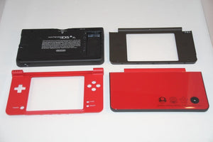 OEM Nintendo DSi XL Replacement Housing Shell Super Mario Bros 25th anniversary