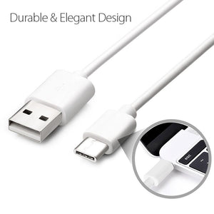 USB-C USB 3.1 Type C Male to USB 3.0 Type A Male Fast Sync Data Charge Cable USA