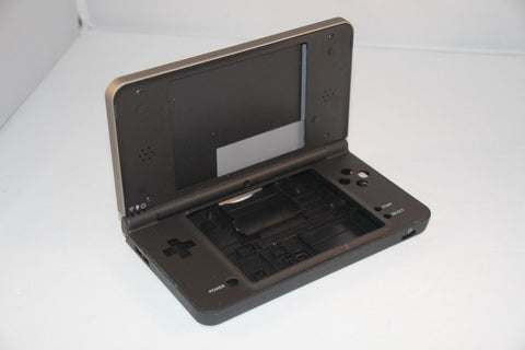Original Nintendo DSi XL Housing Shell Case Replacement Black NDSiXL Parts
