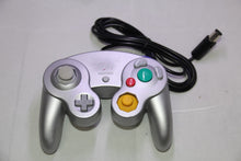 Load image into Gallery viewer, Official Gamecube Controller Platinum Silver Original Nintendo OEM Genuine Wii