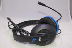 Turtle Beach Amplified Stereo Gaming Headset for Ear Force P12 (Headset ONLY)