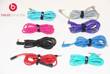 Load image into Gallery viewer, Original Audio Cable 3.5mm/ L Cord/ BEATS by Dr Dre Headphones AUX & MIC COLORS