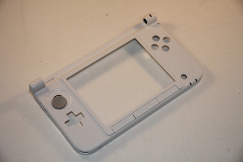 OEM WHITE NINTENDO 3DS XL BUTTON LOWER SCREEN FACE HINGE PLATE PART