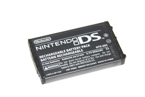 Genuine OEM Brand Original Nintendo DS NTR-001 NTR-003 Battery USA