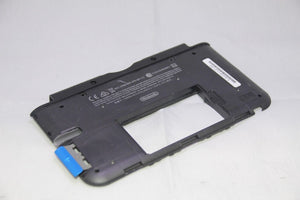 Official Nintendo 3DS XL Housing Bottom Back Inside Shell Part w/ Blue SD Door