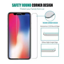 Load image into Gallery viewer, 3-Pack 9H Premium for iPhone X, XS, XR, XS Max Tempered Glass Screen Protecto