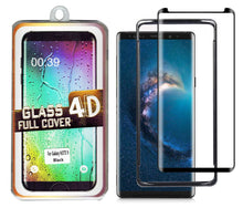 Load image into Gallery viewer, For Samsung Galaxy Note 9 4D【HD Clear】Tempered Glass Screen Protector Clear Full
