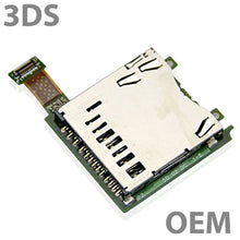 Load image into Gallery viewer, ORIGINAL NINTENDO 3DS SD-CARD SLOT REPLACEMENT PARTS OEM 3ds SD CARD