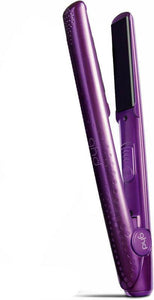 "Ghd Jewel Collection 1"" Styler Flat Iron - Amethyst - LIMITED EDITION - NIB"
