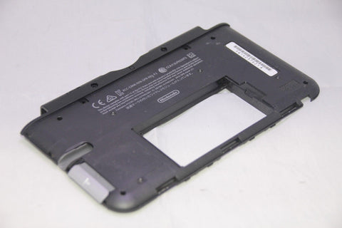 Original Nintendo 3DS XL Housing Bottom Back Inside Shell Part W/ Silver SD Door
