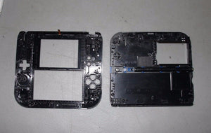 ORIGINAL NINTENDO 2DS REPAIR PART  SHELL HOUSING REPLACEMENT 2DS BLUE SHELL