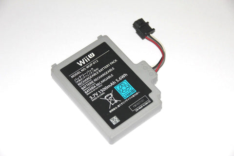 Original OEM Nintendo Wii U 1500mAh 3.7V Gamepad Battery WUP-012