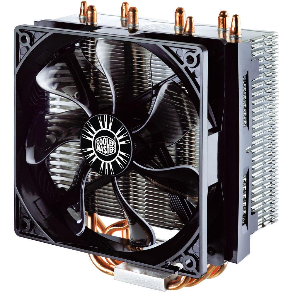 Cooler Master Hyper T4 in Box 120mm CPU Fan For Intel LGA 2011/1366/1156 Sockets