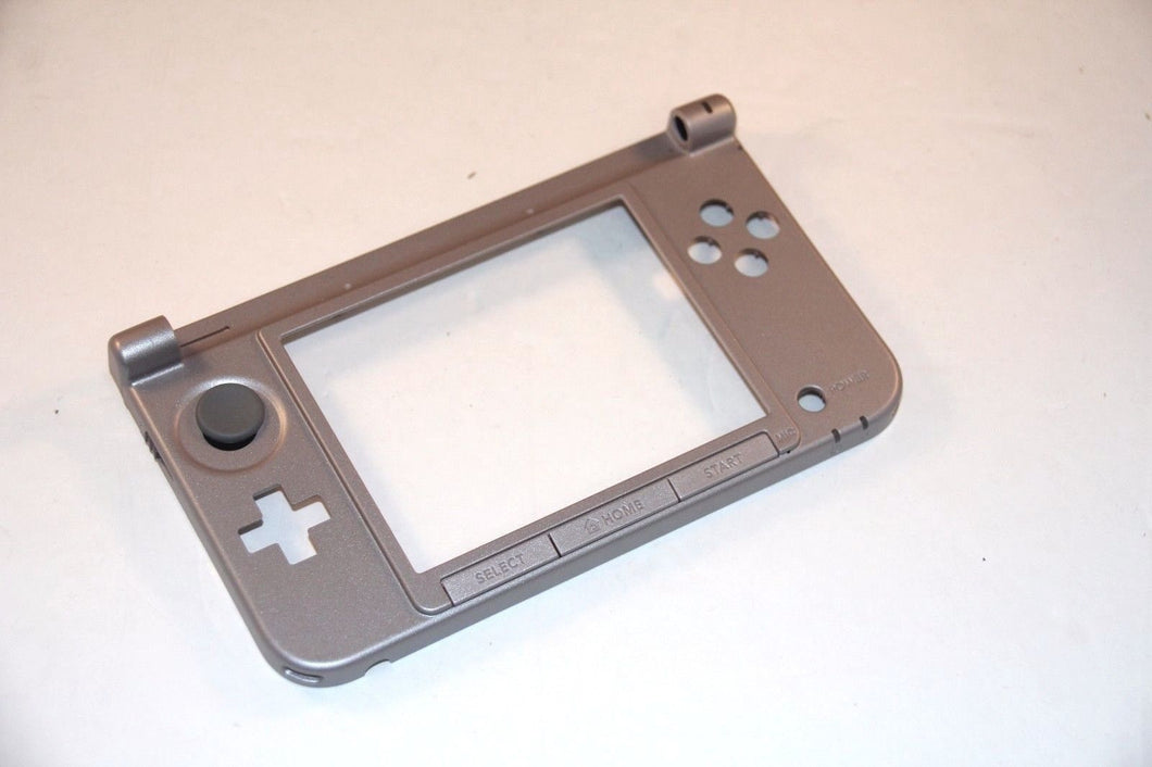 NINTENDO 3DS XL REPLACEMENT HINGE PART BOTTOM MIDDLE SHELL/HOUSING THUMB STICK