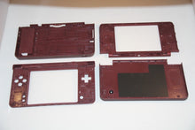 Load image into Gallery viewer, Original Nintendo DSi XL Housing Shell Case Replacement Red NDSiXL Parts