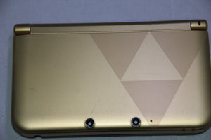 Nintendo 3DS XL Full Replacement Housing Shell Legend Of Zelda Limited Edition