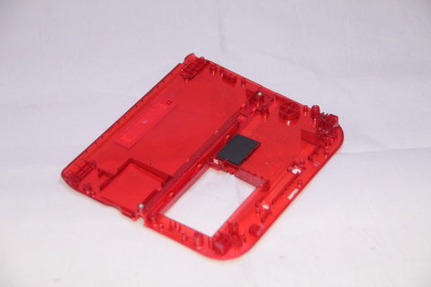 nintendo 2ds back housing camera repair part red crystal clear