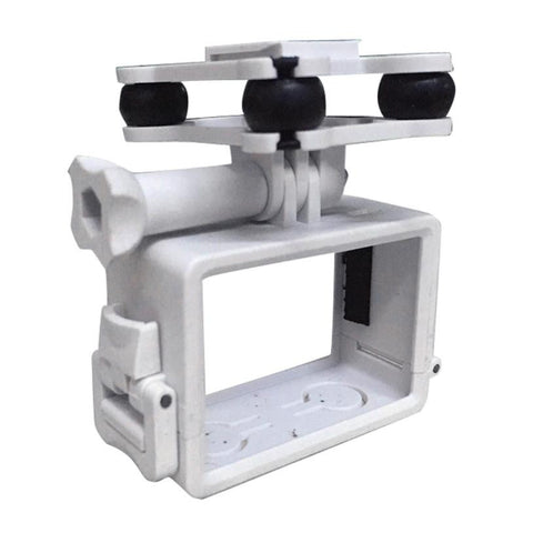 SJ/GoPro/Xiaoyi Camera Holder with Gimble/Gimbal For SYMA X8C/X8G/X8W rc Quadcopter Drone rc Helicopter parts
