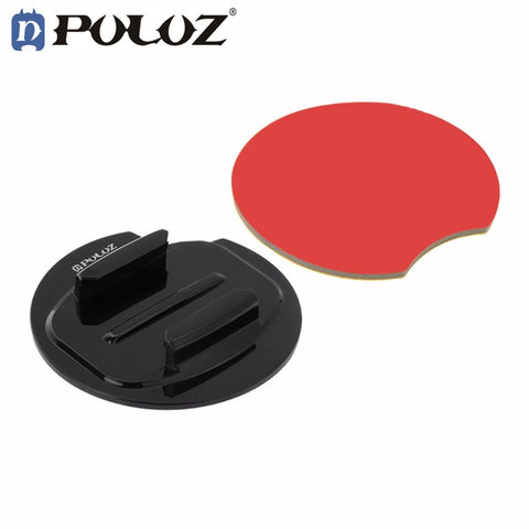 PULUZ Round Fixed Base Surfboard Wakeboard Board Mount With Adhesive Sticker Mount Pad For GoPro Base Parts Accessories