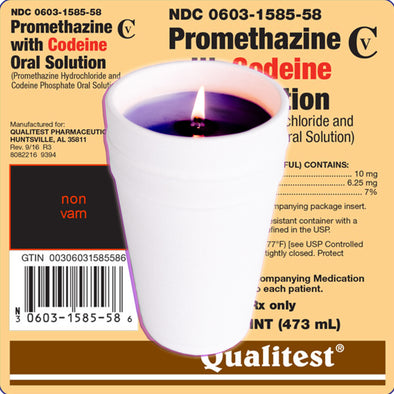 Pre-Order Double Cup Candle