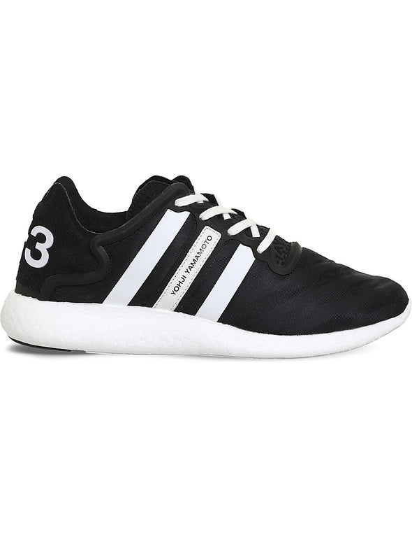 Yohji Boost Trainer Black/White