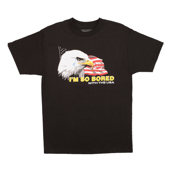 Bored T-Shirt Black