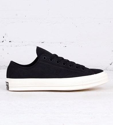 Converse CT 70 Ox Low (Suede Black)