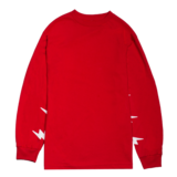 Bolts Longsleeve Red