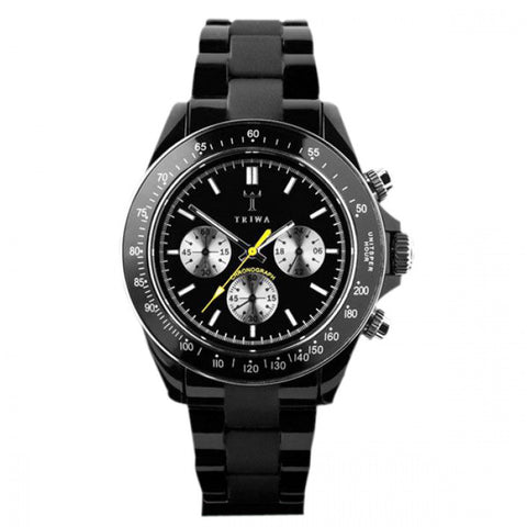 Chrono Carbon Black