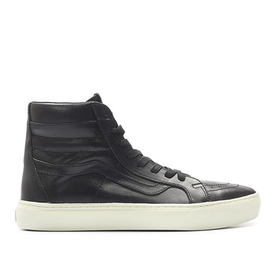 Horween Leather Co. x SK8-Hi Cup LX Black