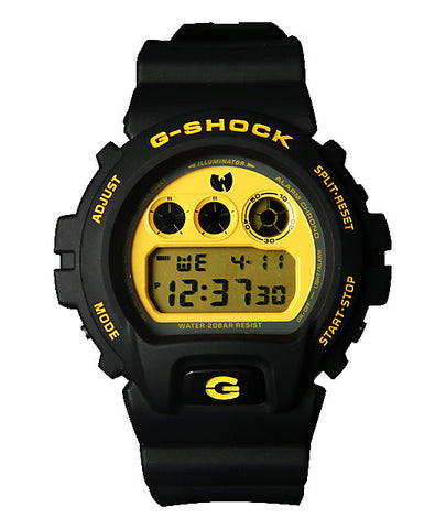 G-Shock X Wu Tang Clan Limited Edition DW-6900-FS