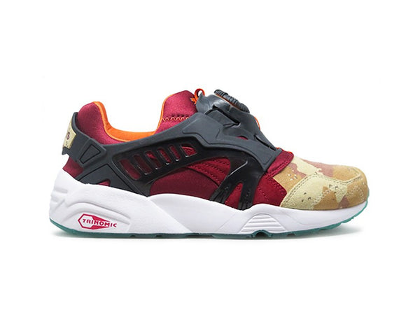 Titolo x Atmos Disc Blaze (Desert Dusk/Dark Navy/Ribbon Red)