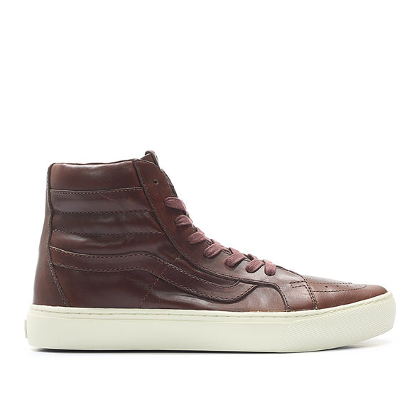 Horween Leather Co. x SK8-Hi Cup LX Timber