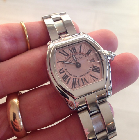 Cartier Roadster Watch Repair Specialist Campbell Jewellers Dublin