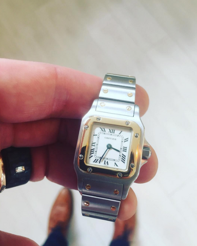 Cartier Watch Repair Specialist Campbell Jewellers Donnybrook Village