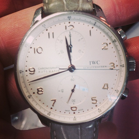 IWC Swiss Watch Repairs Specialist Campbell Jewellers Donnybrook Dublin