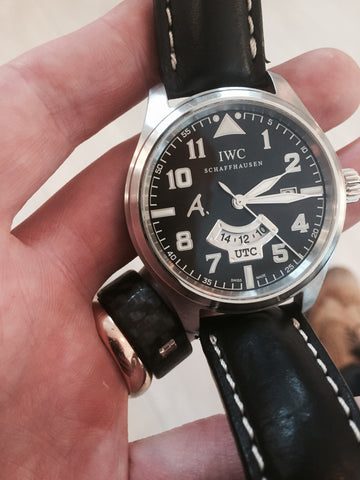 IWC Swiss Watch Repairs Dublin Ireland Campbell Jewellers Donnybrook Village
