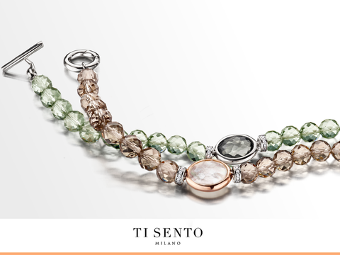 Ti Sento Milano Jewellery Available From Campbell Jewellers Dublin Ireland