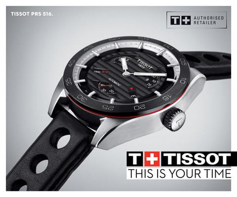 Tissot Swiss Watches Campbell Jewellers Dublin Ireland