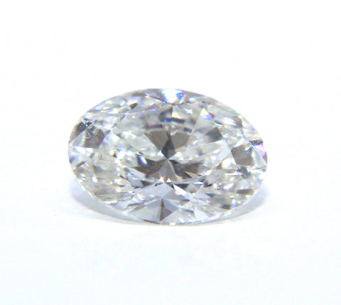 Campbell Jewellers 0.75ct H VS2 Oval GIA Certified Diamond