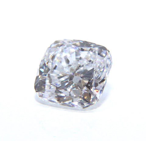Campbell Jewellers 0.91ct D SI1 Cushion GIA Certified Diamond
