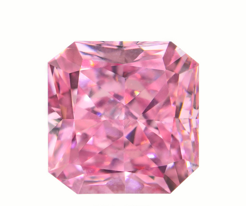 Campbell Jewellers 1.02ct Fancy Intense Purplish Pink Radiant Shape GIA Certified Diamond