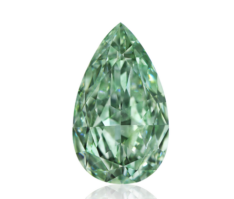 Campbell Jewellers 1.02ct Fancy Intense Green GIA Certified Diamond