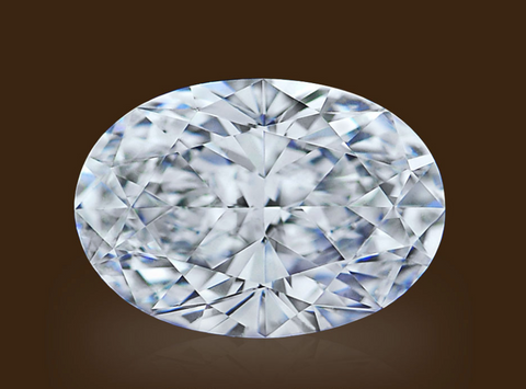 Campbell Jewellers 1.23ct D IF Oval Shape GIA Certified Diamond