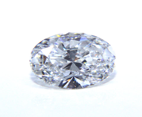 Campbell Jewellers 1.53ct Oval GIA Certified Diamond
