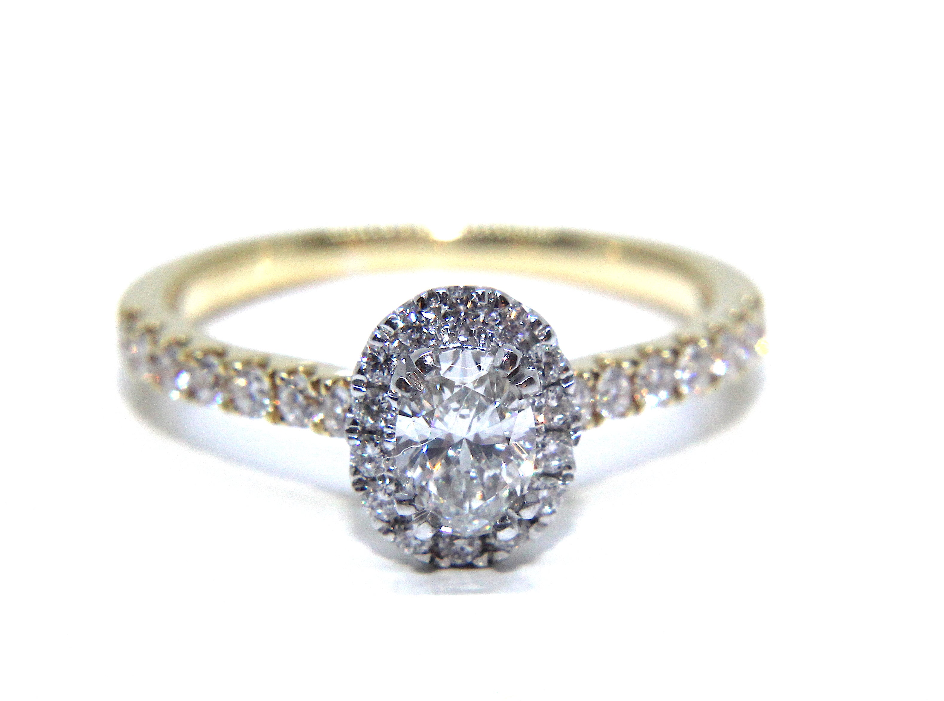 ring diamond engagement stone and rings contemporary three pear oval
