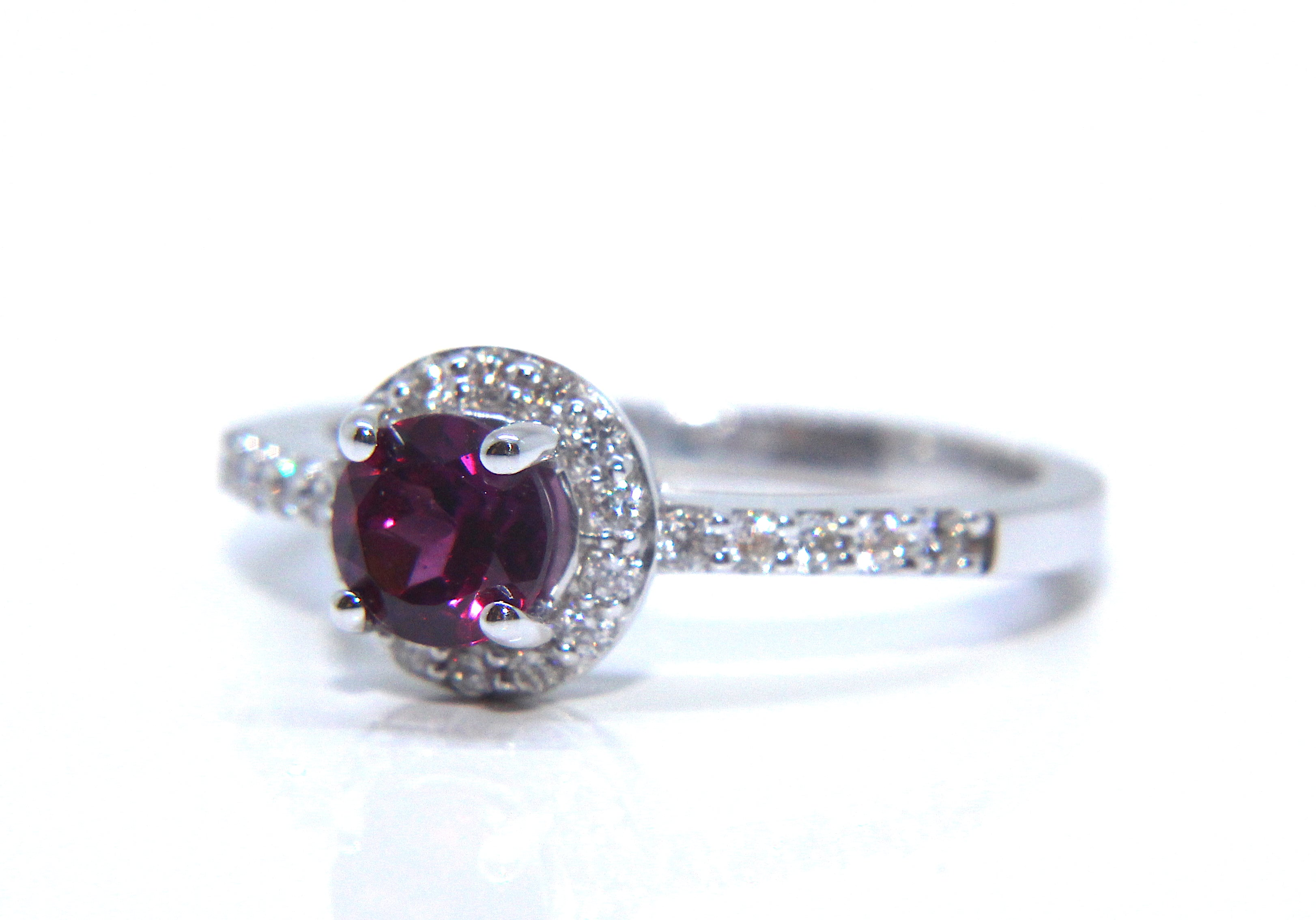 awesome ring of garnet gold raspberry rings engagement rhodolite le wedding in strawberry vian