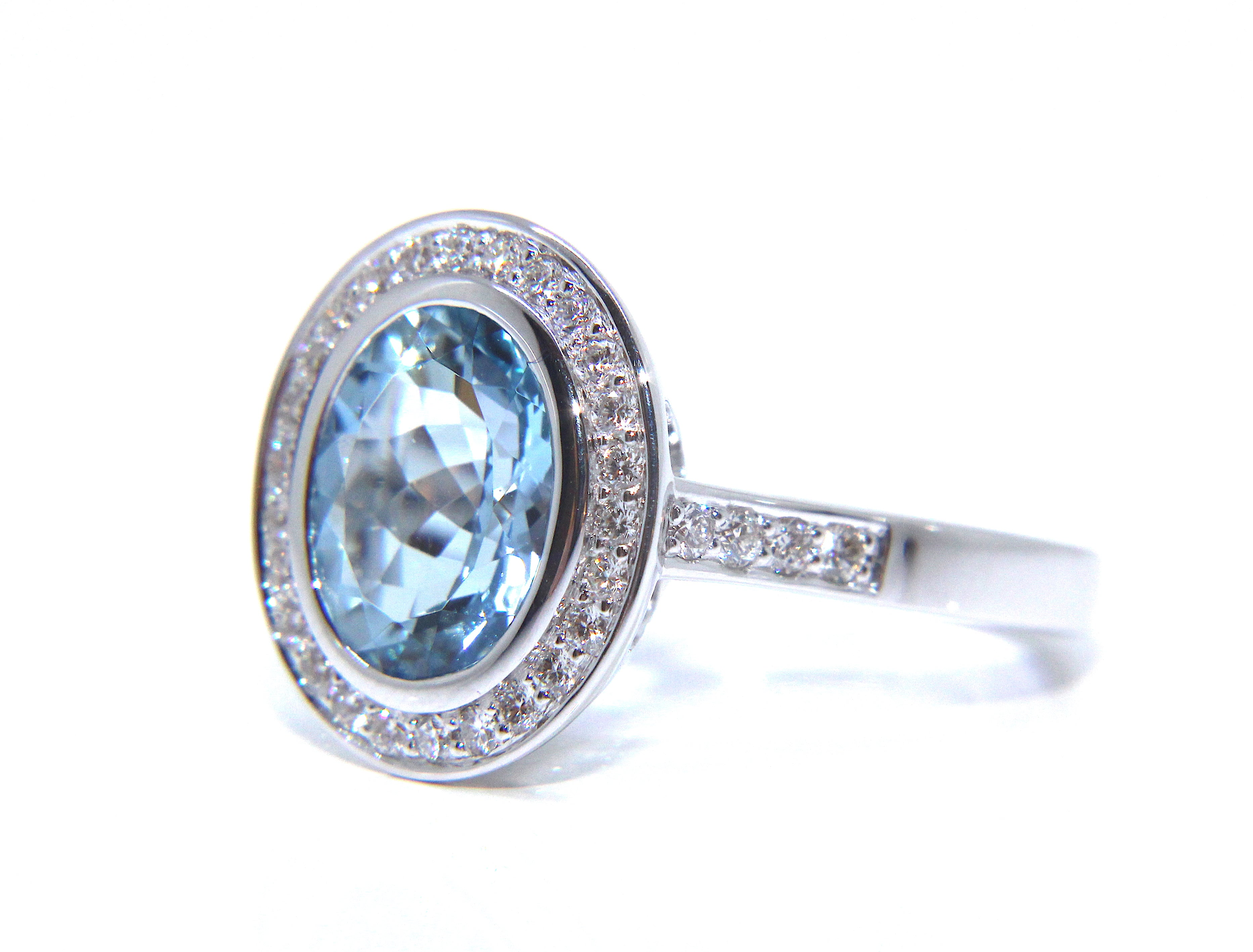 ring white aqua avanti in and diamond image womens carat marine wedding rings aquamarine stone dress three gold